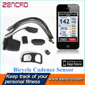 Bicycle Bluetooth 4.0 Speed Cadence Sensor Bike Speedometer for Wahoo