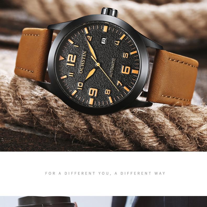 HTB1er3MbdfvK1RjSspoq6zfNpXaV Top Brand OCHSTIN Tourbillon Automatic Watch Men Waterproof Date Sport Men Leather Mechanical Wrist Watch Male Clock Fashion