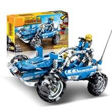 Legoing ビルディングブロックレンガギフト Diy 子供のおもちゃジェダイサバイバルシリーズ食べるチキン車の互換性