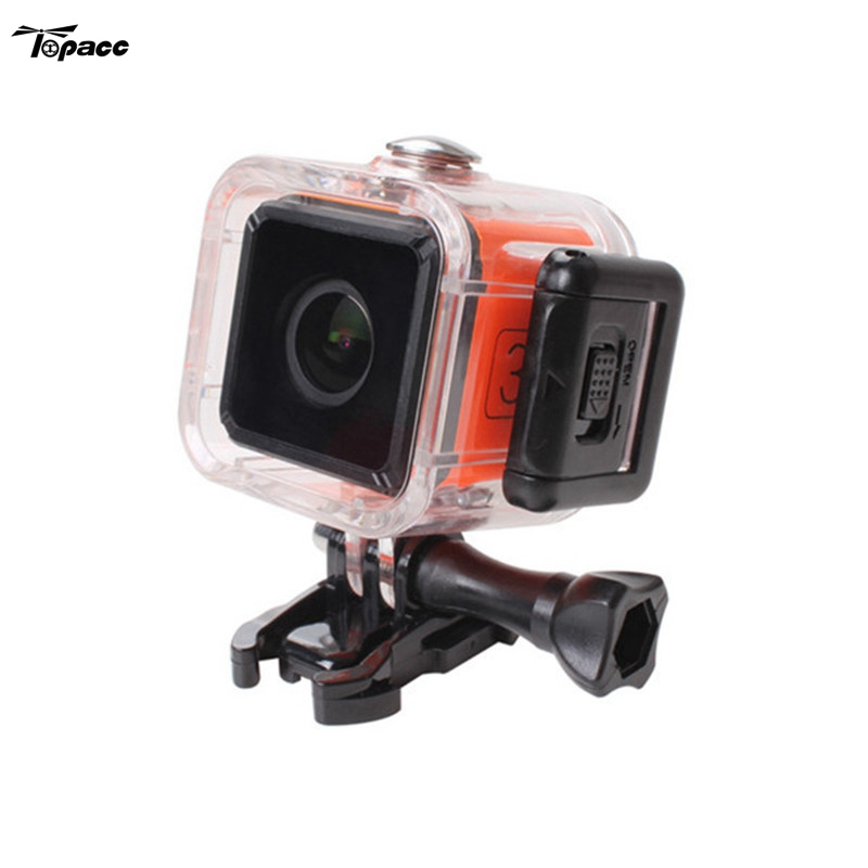 In Stock RunCam Waterproof Case Cover Mount Spare Part for RunCam 3 FPV Camera for RC Drones With HD Camera FPV Quadcopter DIY h22 007 receiver board spare part for h22 rc quadcopter