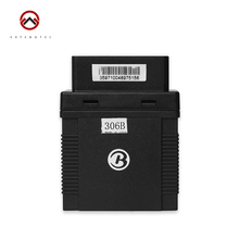Auto Gps-verfolger TK306B OBDII Anschluss Mini GPS-Locator Träger GSM GPRS Alarm Vorrichtung 2,4G Teilnahme-management