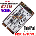 Envío gratis Sierra 3 G módulo MC8775 WCDMA EDGE GPRS 850 900 1800 1900 MHZ 2100 MHZ 3 G tarjeta de red inalámbrica para ThinkPad