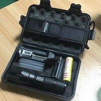 AloneFire E17 Led Flashlight Ultra Bright Torch CREE XML T6 XM L2 LED Flashlight 5 Lighting
