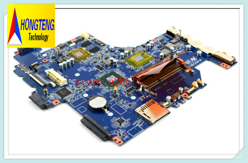 FOR Sony Vaio SVF152 SVF1521C6EW LAPTOP MOTHERBOARD DAOHK9MB6D0 fully tested