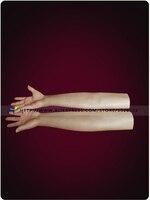 כפפות סיליקון/מציאותי ידיים/ידיים מושלמת/קסם, רך, אלסטי לטקס/כמו שלך את 2 מספר עור