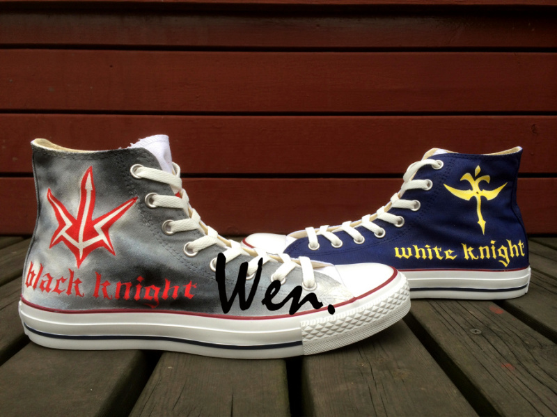 Wen Anime Shoes Unisex Hand Painted Custom Design Code Geass Knight Men Women's High Top Canvas Shoes Christmas Birthday Gifts wen anime hand painted shoes design custom soul eater maka albarn death the kid high top men women s canvas shoes