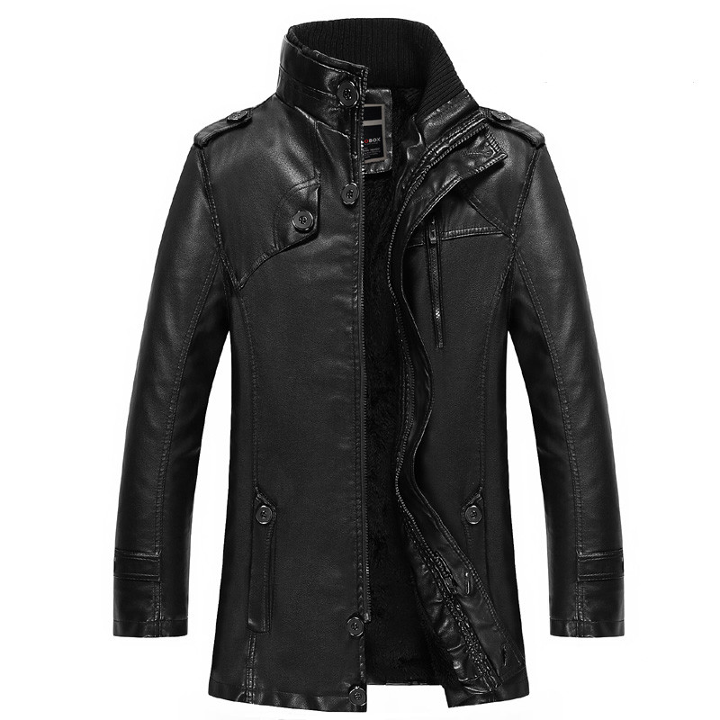 Compare Prices on Leather Fleece Jacket- Online Shopping/Buy Low