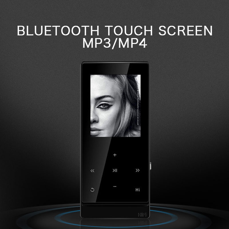 Premium Portable Mp4 Player Mp3 Player Mobile Phone Stereo Music Player 8GB Bluetooth