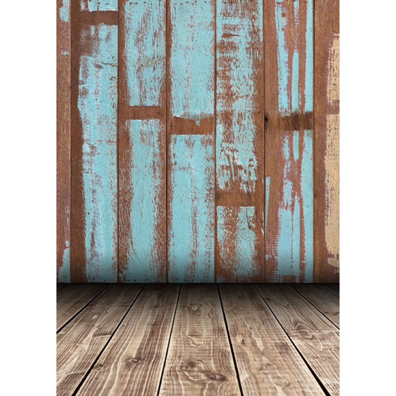 Mehofoto Photography Background Vinyl Backdrop Customized Old wooden floors Newborns Photography Background Prop Floor-401