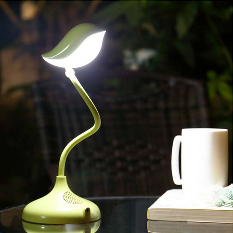 LED Desk Lamps Creative Lovely Bird Novelty Gift Table Lamps Dimmable 360  Degree Adjustment With USB