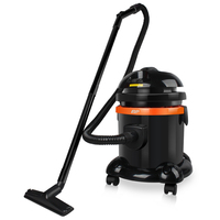 Commercial Industrial Barrel Vacuum Cleaner WD 320 Wet and Dry Big Dust Box 10L Cleaning Machine Vacuum Sweeper