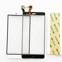 With 3M Tape Touchscreen Sensor Elephone P9000 P9000E P9000 Lite Touch Screen Digitizer Front Glass Panel