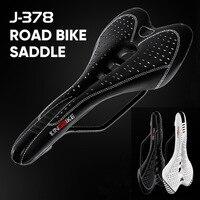 Light PU MTB Mountain Bike Saddle 2 Colors Road Bike Saddle Microfiber Men Bicycle Seat Cushion
