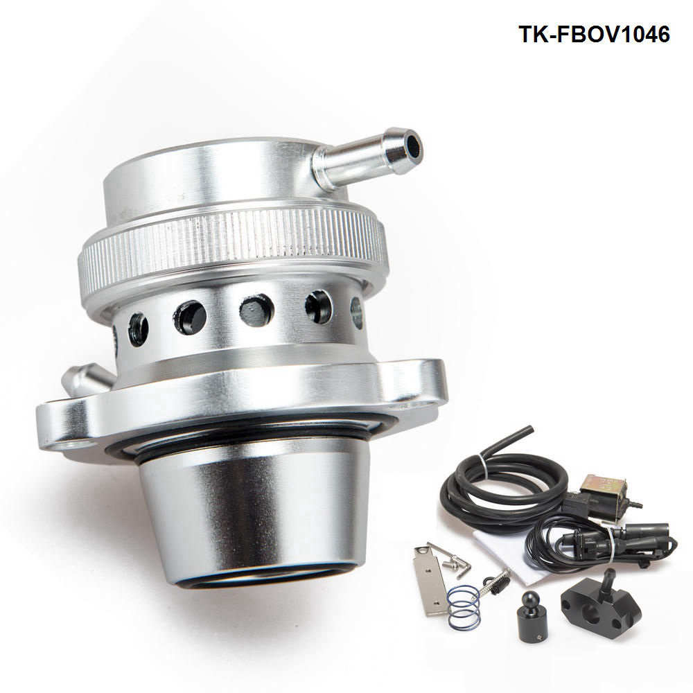 Forgé Dump Valve Blow Off Kit Pour Volkswagen Golf R 7 et Pour Audi Nouveau S3 MK7 EA888 Moteur En Aluminium TK-FBOV1046