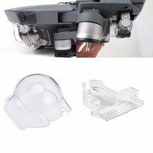 2 in 1 카메라 렌즈 캡 및 짐벌 홀더 dji mavic pro 플래티넘 드론 프로텍터 부품 용 마운트 가드 방진 커버 캡