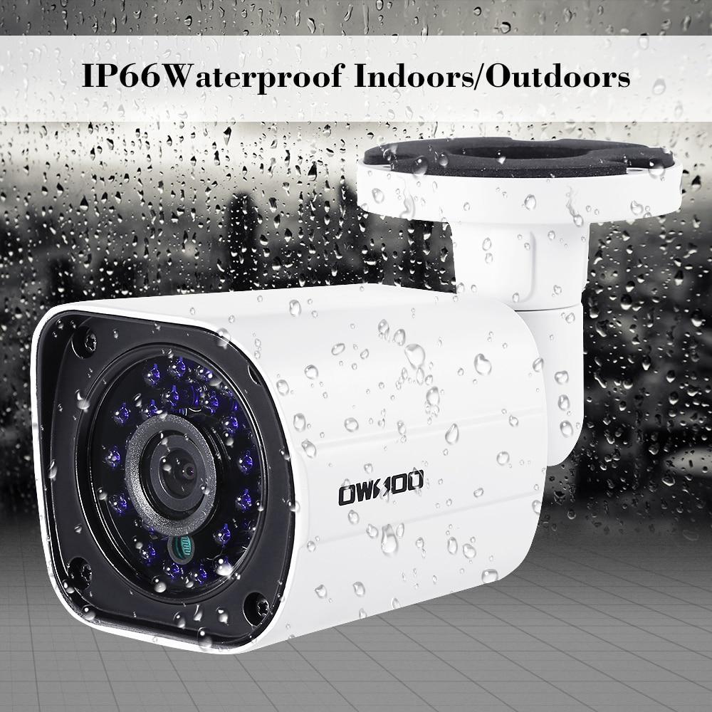 3.6mm 720P AHD Wired IR-Cut Indoor//Outdoor Waterproof CCTV Camera Home Security