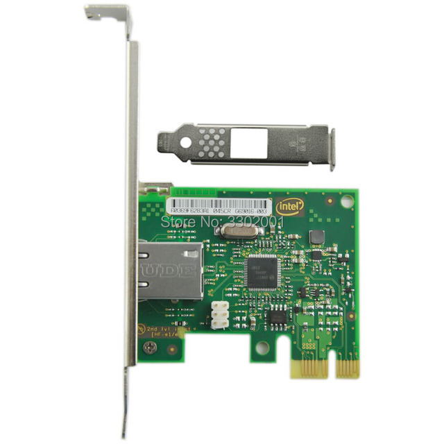 FANMI I210T1 Gigabit Ethernet/Network Card(NIC), Single PORT RJ45 PCI  Express 2 1 x1 Controller:Intel i210