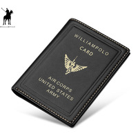 100% Genuine Leather Small Mini Ultra thin Wallets men Compact wallet Handmade wallet Cowhide Card Holder Short Design purse
