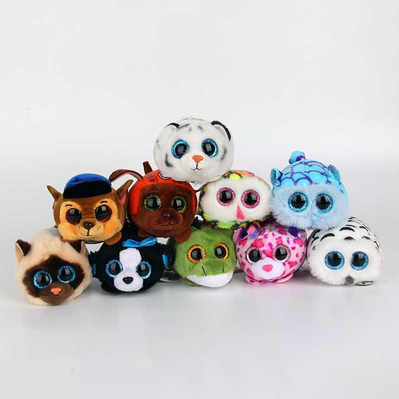 10pcs/lot Ty Beanie Boos Animals Plush Toy unicorn TSUM koala pig dog Crocodile Owl rabbit Stuffed Doll Baby Gift free shiping