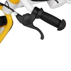 Xiaomi MiJia QiCycle rower trójkołowy skuter 12 Cal dla dzieci żółty kolor slajdów i rowerów podwójnego zastosowania 4