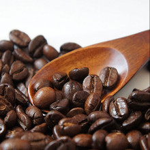 500g High-quality Vietnam Q Coffee Beans Baking charcoal roasted Original green food slimming coffee lose weight tea