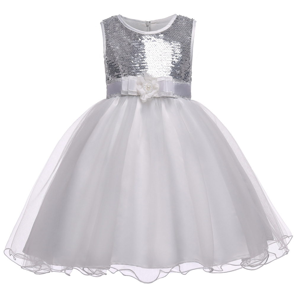 Vestidos Das Meninas do bebe Para 3-14Yrs Criancas Vestidos de Festa De Casamento Da Princesa, Meninas de vestido para o Natal S