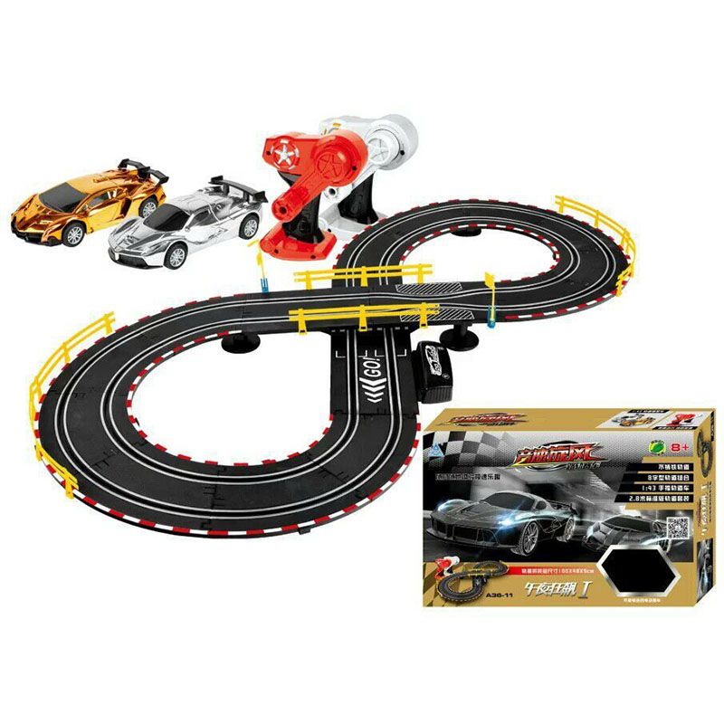 Track Remote Control Racing Dynamo Toy Puzzle Kids Electric Toys In Casts Vehicles From Hobbies On Aliexpress