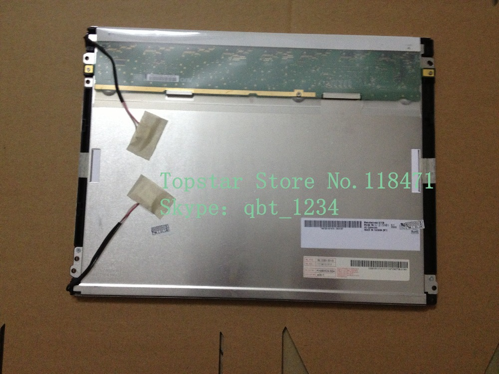 AUO LCD Display 12.1 Inch G121SN01 V1 800*600