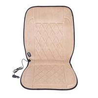 Black /White 12V Heated Car Seat Cushion Cover Seat ,Heater Warmer , Winter Household Cushion Cardriver Heated Seat Cushion