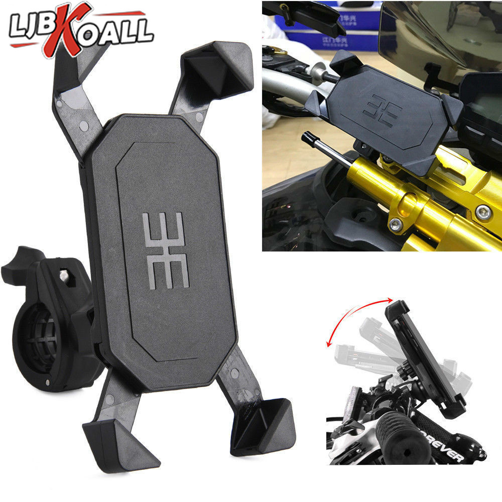 Bike Motorcycle Handlebar GPS Mobile Cell Phone Holder Bracket Mount Stand For BMW KTM Ducati Honda Yamaha Suzuki Harley mobile phone