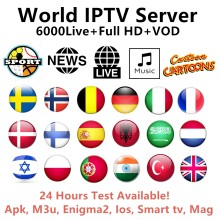 Trex Europa IPTV suscripción holandés Francia adulto Italia francés España Polonia Suecia Reino Unido tv box para android tv box inteligente ip tv box(China)