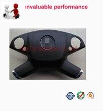 Стайлинга автомобилей бесплатная доставка руль крышка подушки безопасности для mercedes ben доставка-г W212 крышка