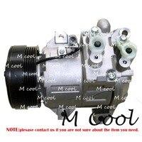 New A/C AC Compressor For Suzuki Grand Vitara 2.0 J20A For Suzuki Vitara V6 DCS14 Air Compressor 95201 64JB0 9520064JBO
