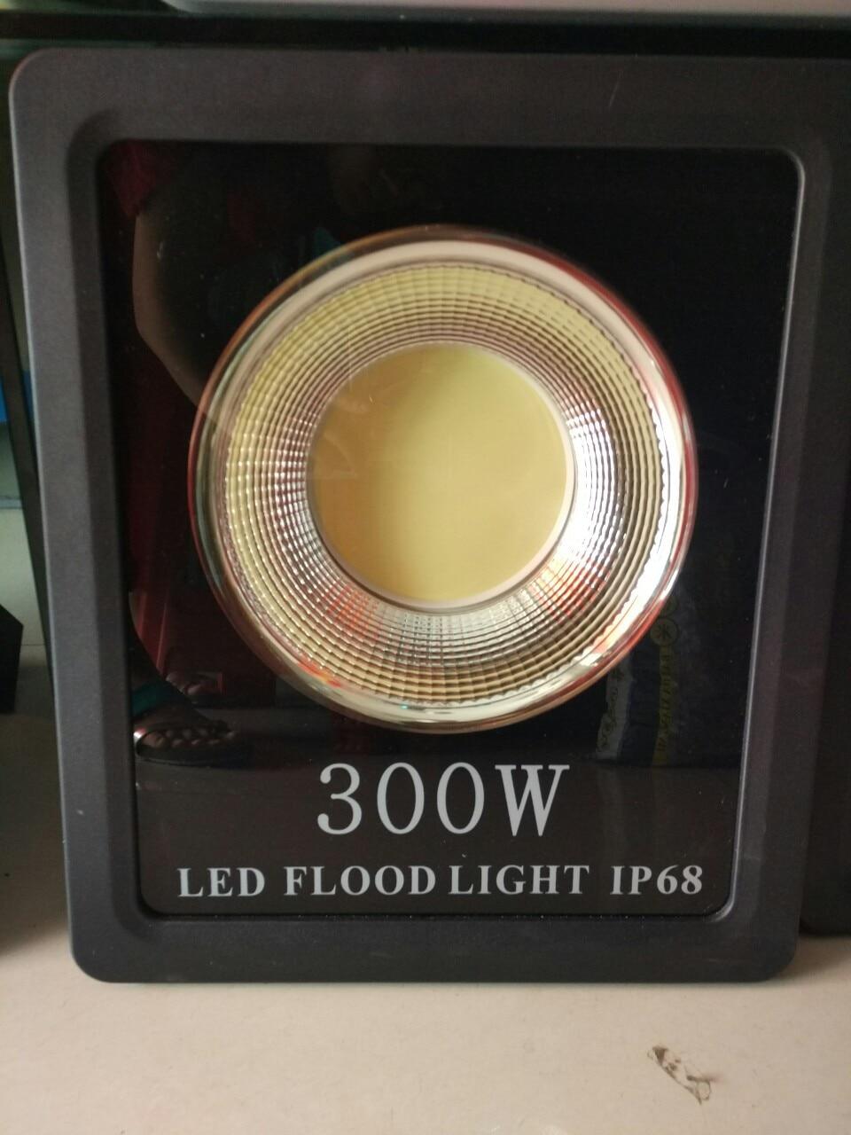 led outdoor light 220v 300W floodlight manufacture wholesale