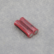 4pcs/lot TrustFire IMR 14500 700mAh 3.7V Rechargeable Lithium Battery Power Output 5A Batteries For E-cigarettes Flashlights
