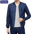 Solid Short Casual Bomber Jacket Coat Men Autumn Spring Slim Fit Brand Clothing Men's Jackets All-match Large Size 5XLTopS 2017