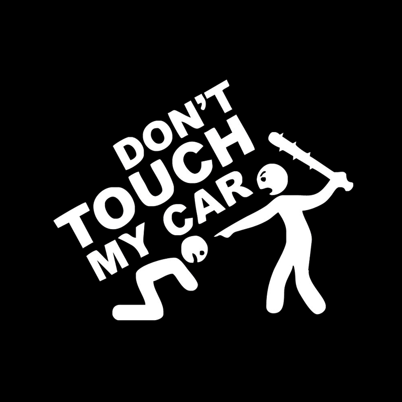 Popular Dont Touch My Car Vinyl DecalBuy Cheap Dont - Vinyl decals for my car