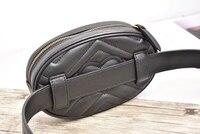 Роскошные Сумки Женщины Поясная Сумка мини талии дизайнерские сумки высокого качества из натуральной кожи известных брендов женский