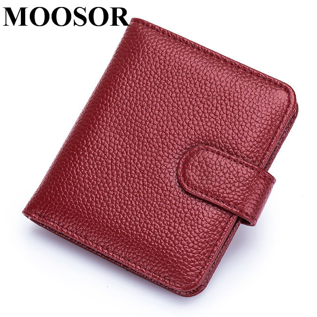 New Fashion Short Wallet Women Lady Wallets Women Purse Female 4 Color Women Wallet Genuine Leather Card Holder Day Clutch DC154 2017 new genuine leather wallet women lady long wallets women purse female 4 colors women wallet card holder day clutch dc247
