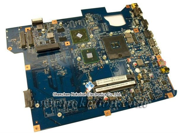 NOKOTION SJV50-CP 09284-11M 48.4GH01.01M Laptop Motherboard  for GATEWAY NV59 MB.BHB01.00 i3 Socket with ATI Video MainboardNOKOTION SJV50-CP 09284-11M 48.4GH01.01M Laptop Motherboard  for GATEWAY NV59 MB.BHB01.00 i3 Socket with ATI Video Mainboard