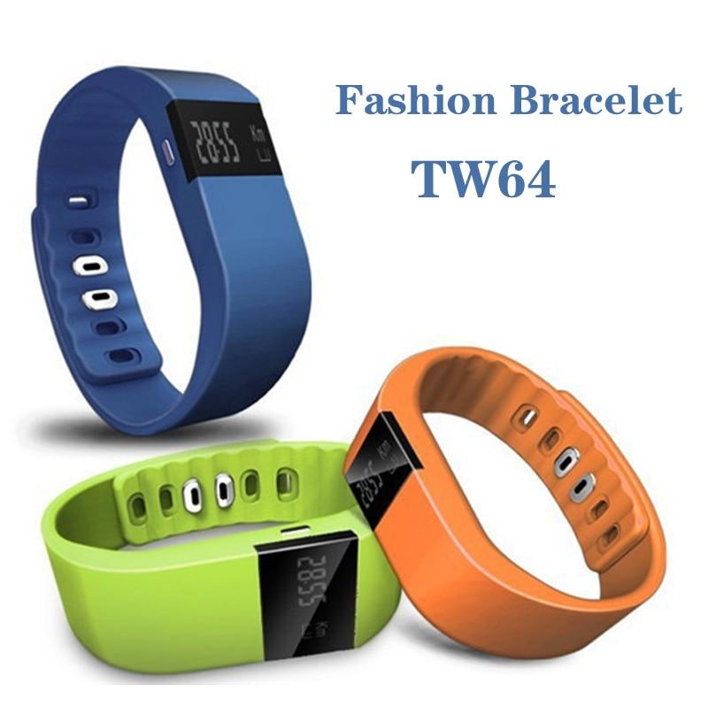 Original Bluetooth Waterproof Smart Wristbands 2015 Waterproof Bluetooth reloj inteligente for iPhone Samsung with Pedometer