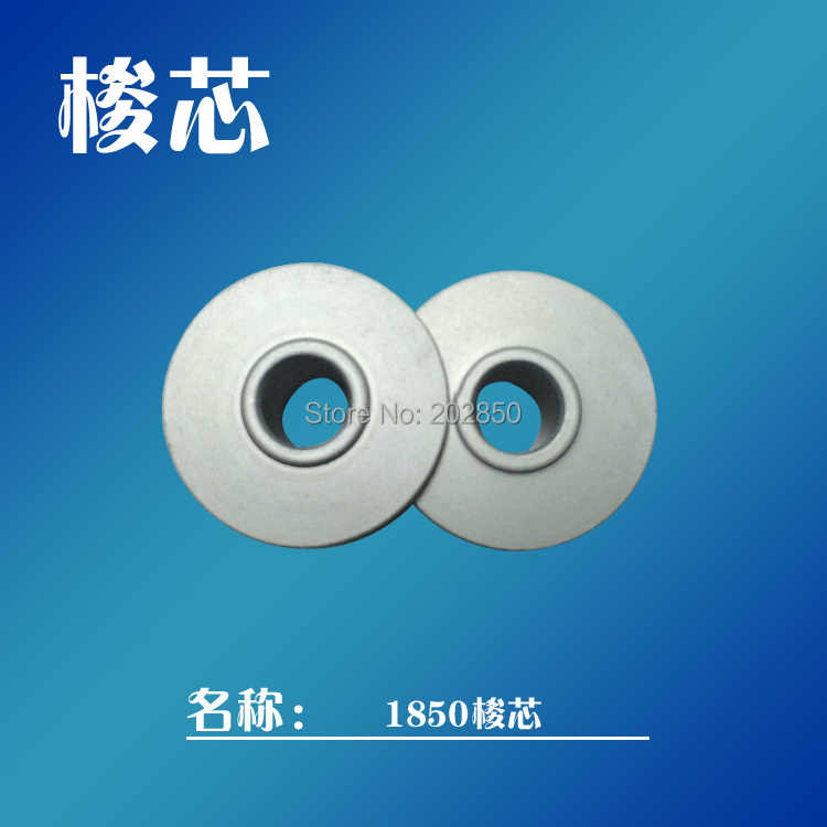 Industrial Bartacker Sewing Machine Parts,Aluminum Bobbin With Dia 20.5mm&Height10.2mm,10Pcs/Lot,For Brother 430 &Juki 1900,1850
