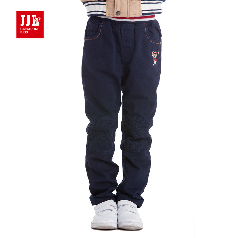 boys casual pants children winter pants kids snowsuit boys pants kids pants warm lining children clothing new arrival