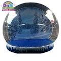 Сделано в Китае хорошее качество надувные Новогодние снежный шар для рекламы