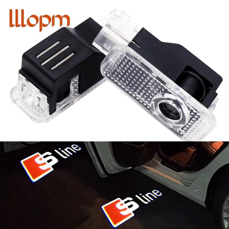 2PC Car LED Door Warning Light welcome Logo Projector For audi a4 a5 a6 b5 b6 b7 q3 q5 q7 rs quattro s line c5 c6 tt sline a3 a7 car caps baseball cap for audi sline quattro a1 a4 b6 b8 a3 a5 a6 c5 q3 q7 q5 tt b5 b6 b7 q3 q5 q7 rs quattro s line c5 c6 hats