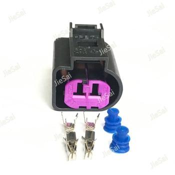 2 Pin Female Waterproof Engine Speaker Housing Auto Sensor Plug For VW Magotan Sagitar CC