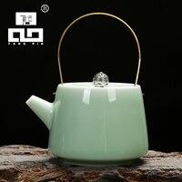 TANGPIN longquan celadon teapot ceramic kettles chinese tea pot chinese tea set kung fu fu fu tea   -