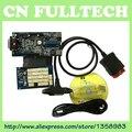 (3 pçs/lote) 2014. R2/2015. R3 Novo vci Sem Bluetooth tcs TCS SCANNER CDP Pro Plus Para Carros/caminhões + Caixa Da Caixa por DHL Livre