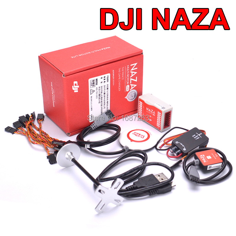 Original Naza M Lite Multi Flyer Version Flight Controller w PMU Power Module LED GPS Combo