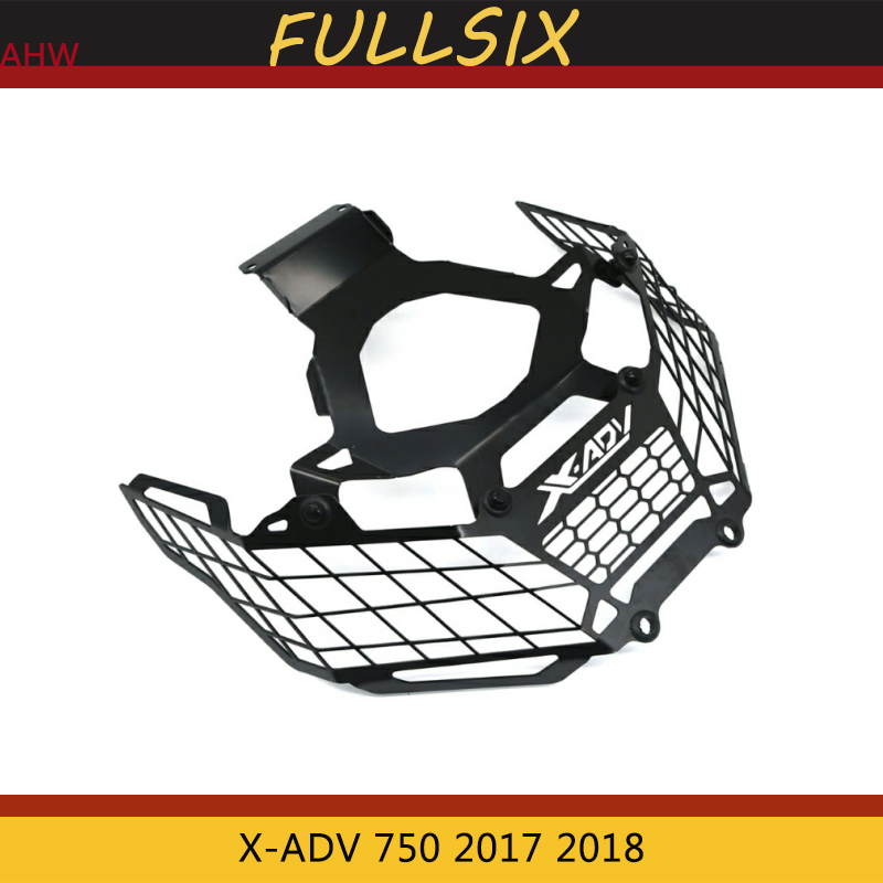 Motorcycle Accessories Anti collIsion Headlight Grille Cover For HONDA X ADV X ADV 750 2017 2018